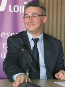 Photo du Gilles Berrut, Président du Gérontopole Pays de la Loire