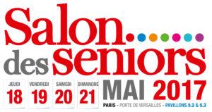 Affiche Salon des séniors 2017